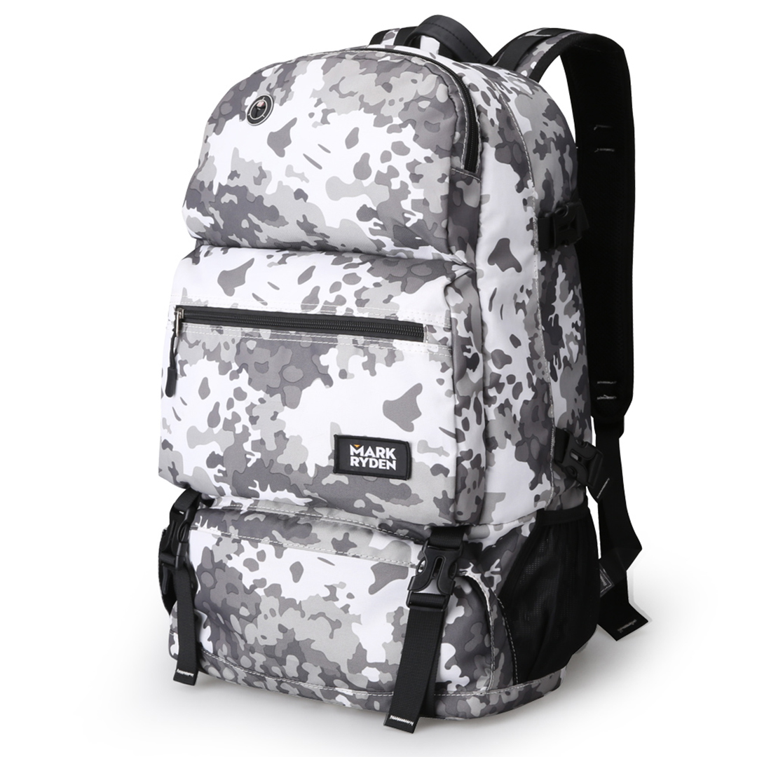 Backpack Mark Ryden Space MR5755 WhiteCamouflage