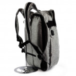 Backpack Mark Ryden Tokio MR5761 Gray