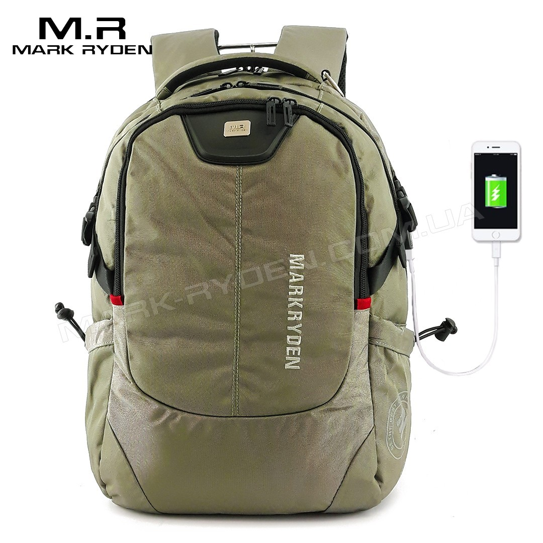 Backpack Mark Ryden Wander MR5783 Khaki