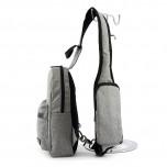 Shoulder Bag Mark Ryden MiniToronto MR5854 Gray