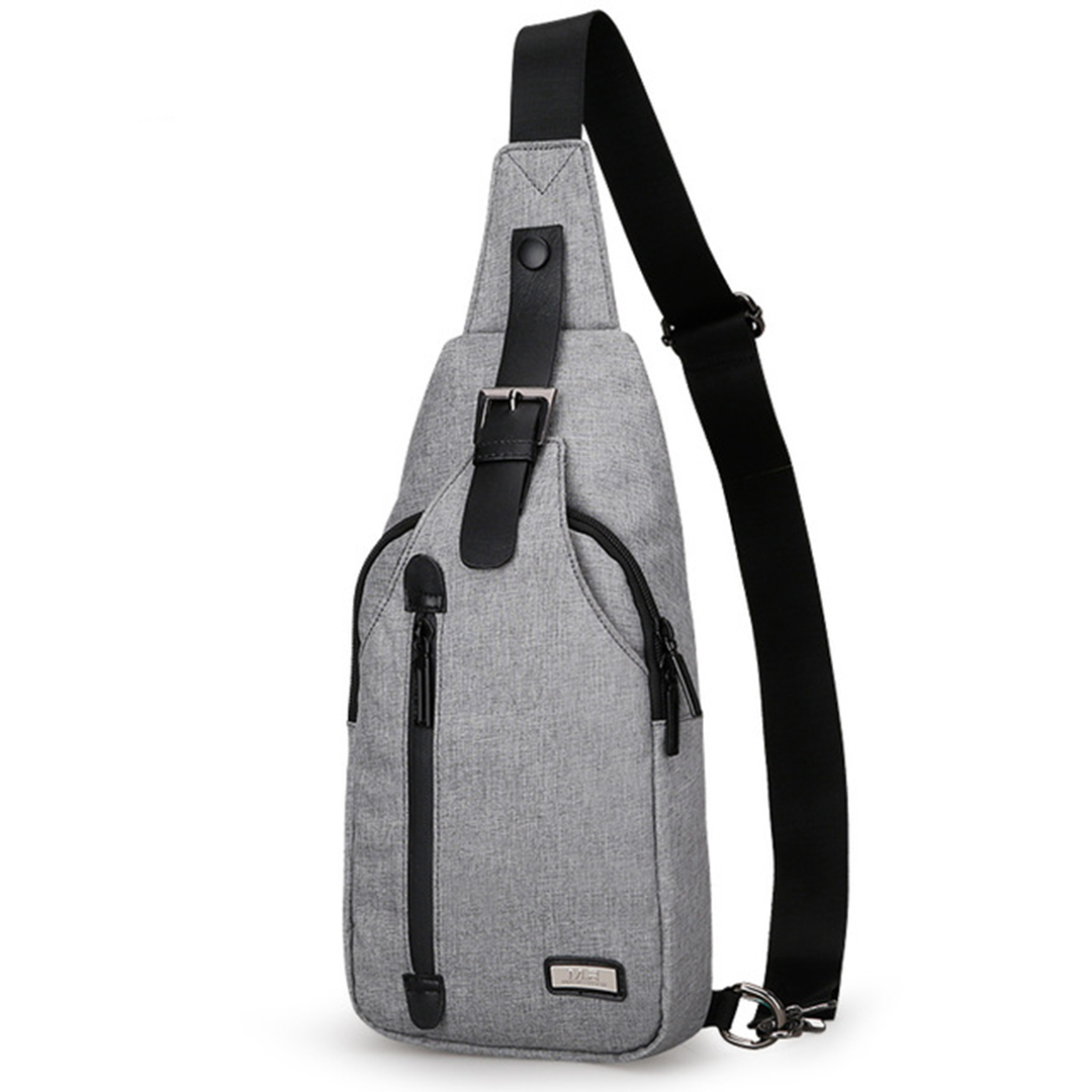 Сумка через плечo Mark Ryden MiniRio MR5879 Gray