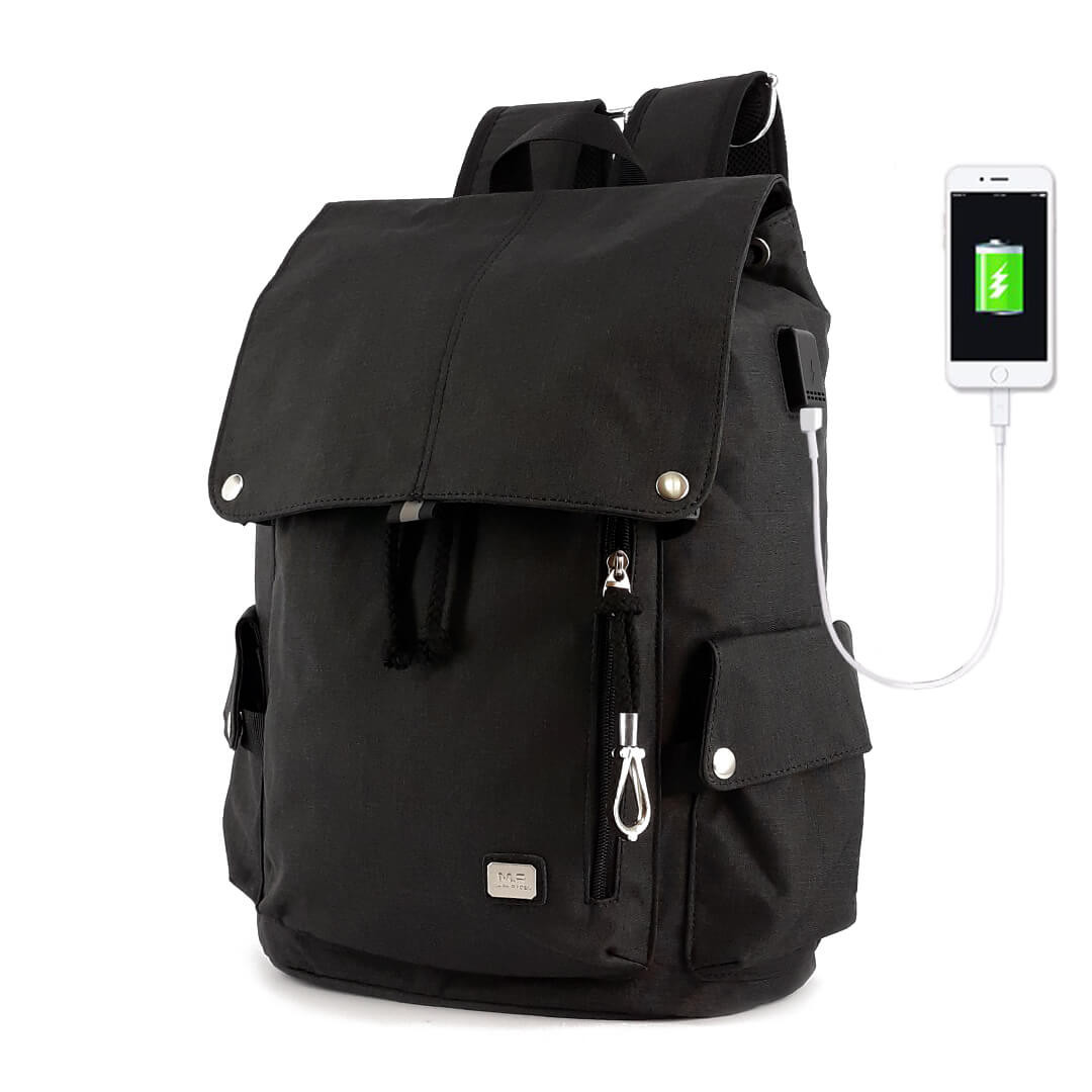 Backpack Mark Ryden Flexy MR5923 Black