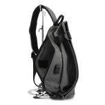 Backpack with one strap Mark Ryden MiniTokio MR5975 Gray