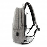 Backpack Mark Ryden Oxford MR6320 Gray Double-layer
