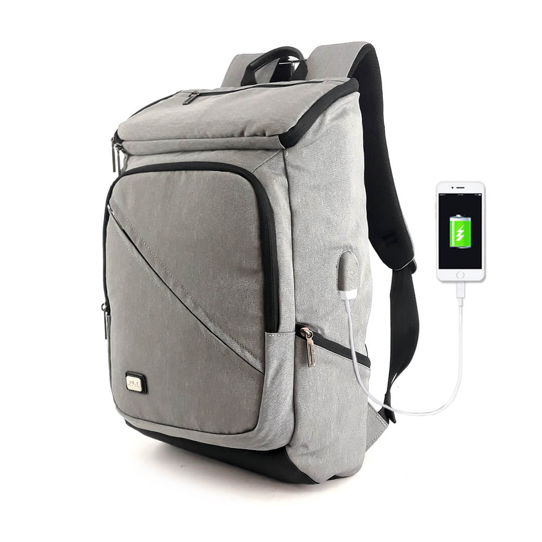 Backpack Mark Ryden Special MR6545 GrayUSB