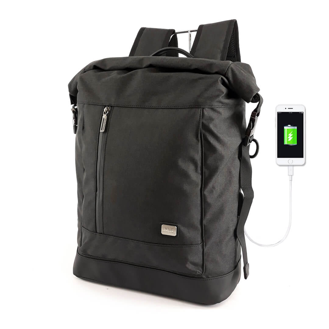 Backpack Mark Ryden Clever MR6875 BlackUSB