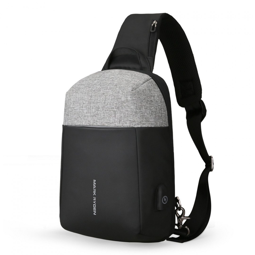 Backpack with one strap Mark Ryden MiniPanzer MR7000 Contrast