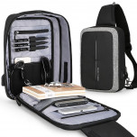 Backpack with one strap Mark Ryden MiniCase MR7011 Contrast