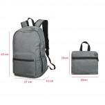 Backpack Mark Ryden Flake MR7023 Gray