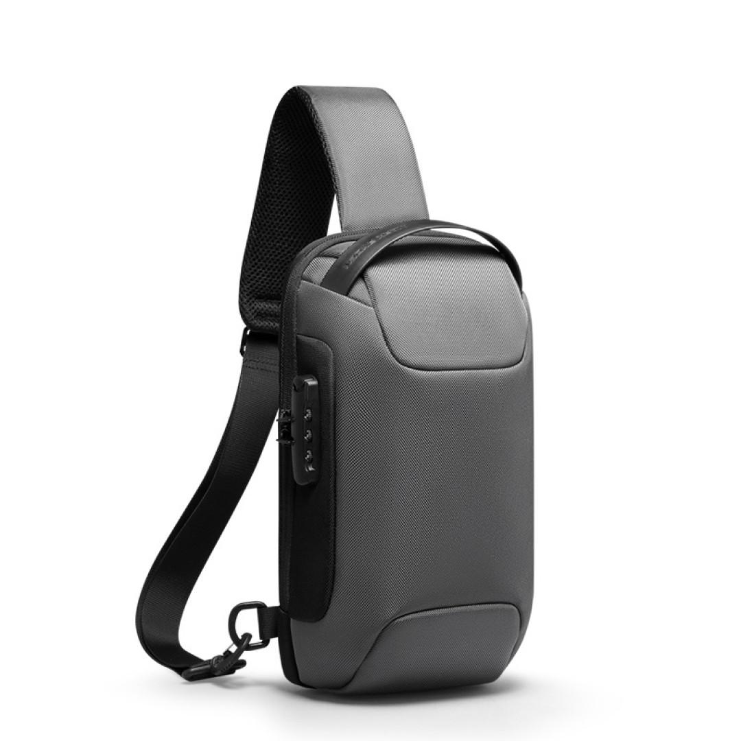 Рюкзак с одной лямкой Mark Ryden Mini Odyssey MR7116 Gray