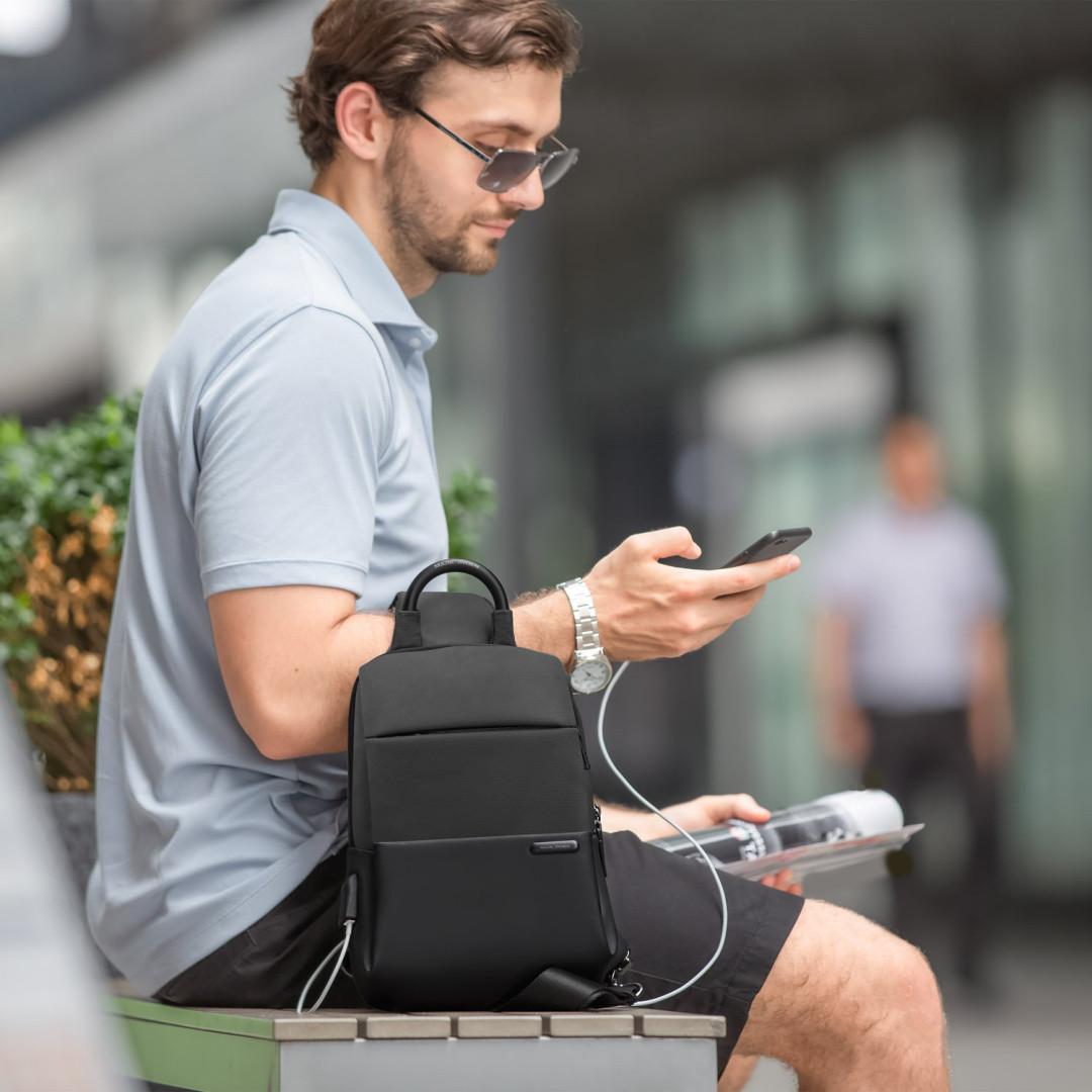 Рюкзак с одной лямкой Mark Ryden Mini Lux Classic MR7558