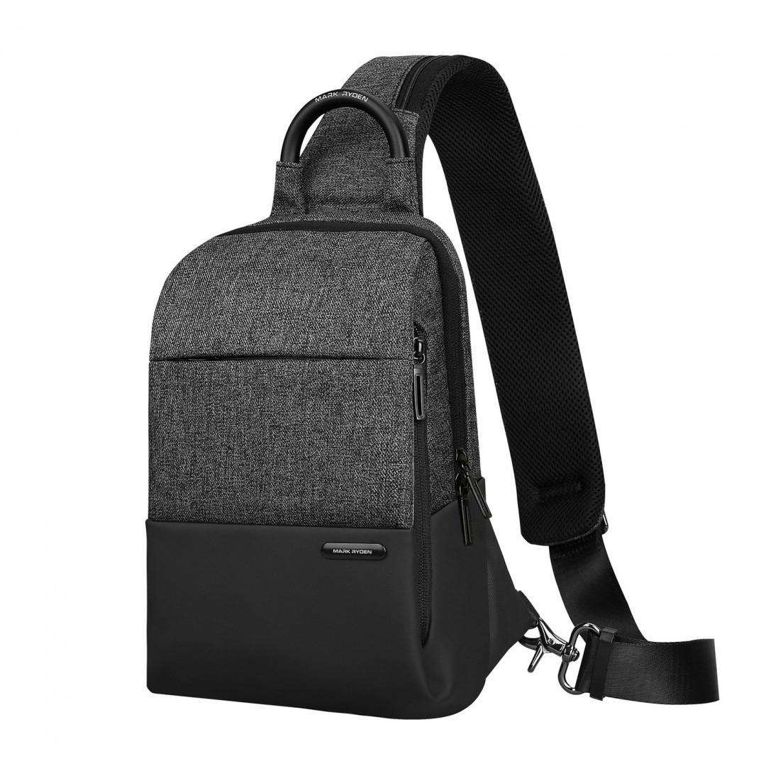 Рюкзак с одной лямкой Mark Ryden Mini Lux MR7558 Dark