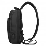 Backpack with one strap Mark Ryden MiniMax MR7618 Black