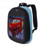Рюкзак Sobi Pixel SB9702 Blue с LED экраном