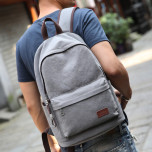 Backpack Muzee ME0710 Gray