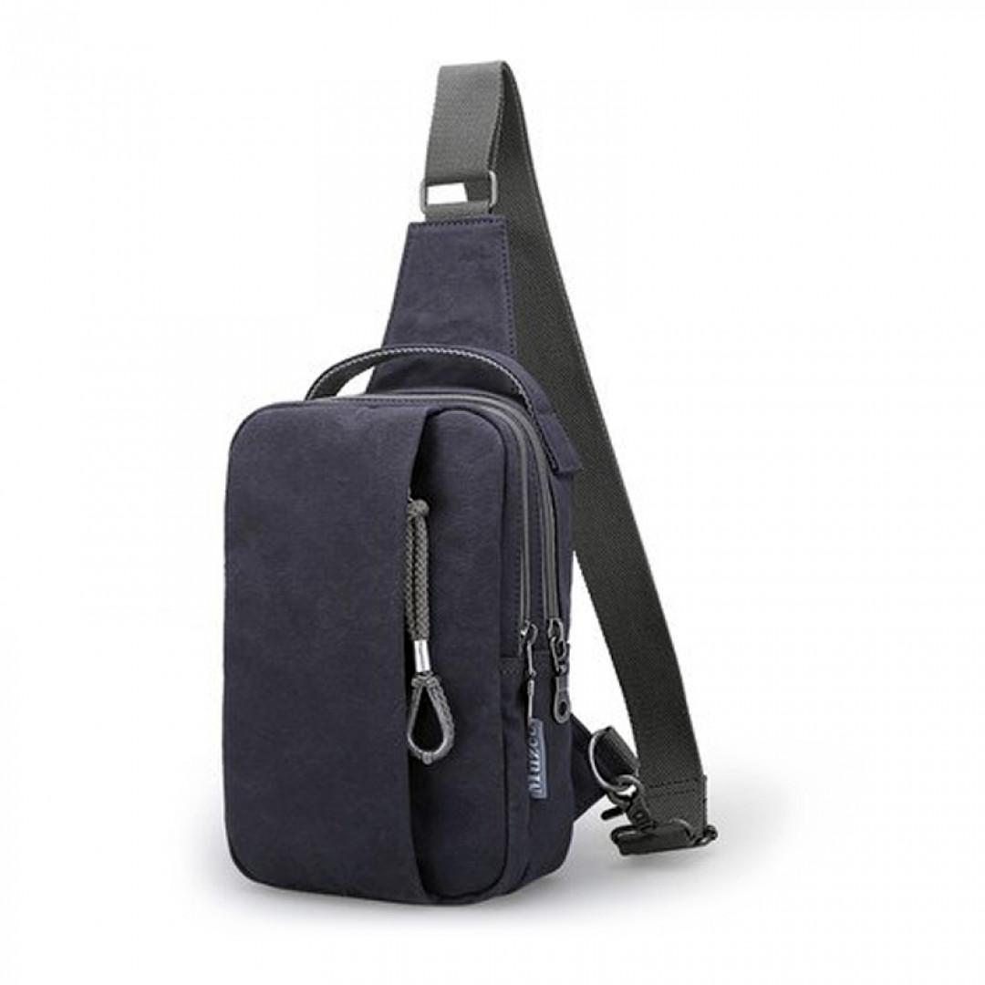 Shoulder Bag Muzee ME076 Dark blue
