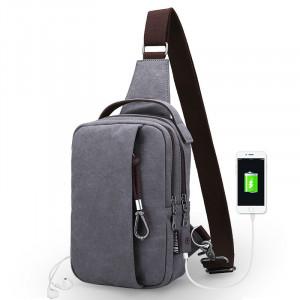 Muzee ME076U USB Gray