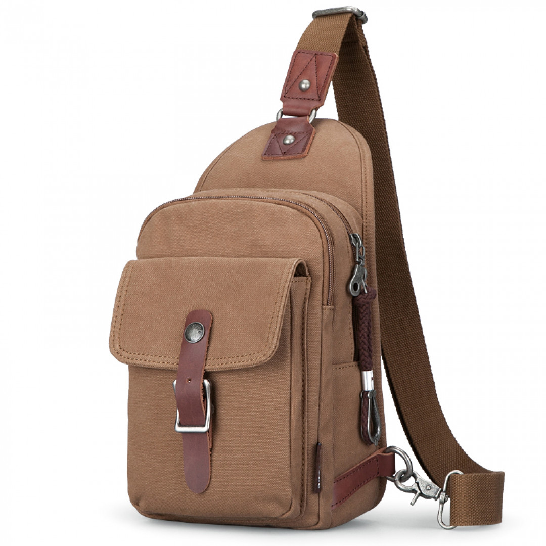 Shoulder Bag Muzee ME1077 Coffee