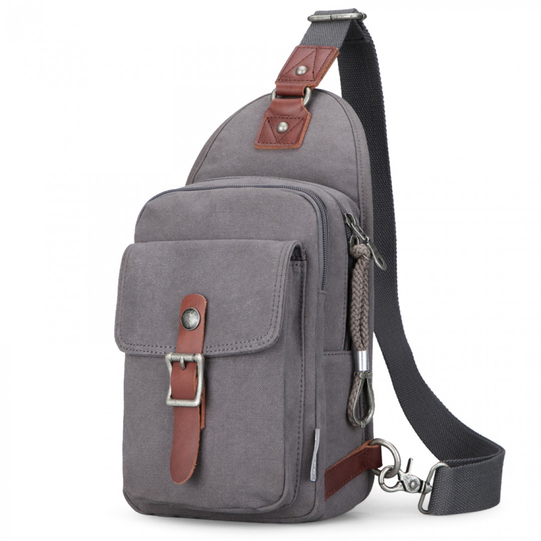 Shoulder Bag Muzee ME1077 Gray