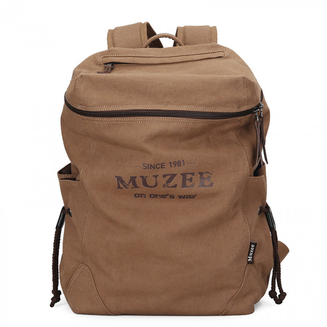 Backpack Muzee ME1189 Coffee