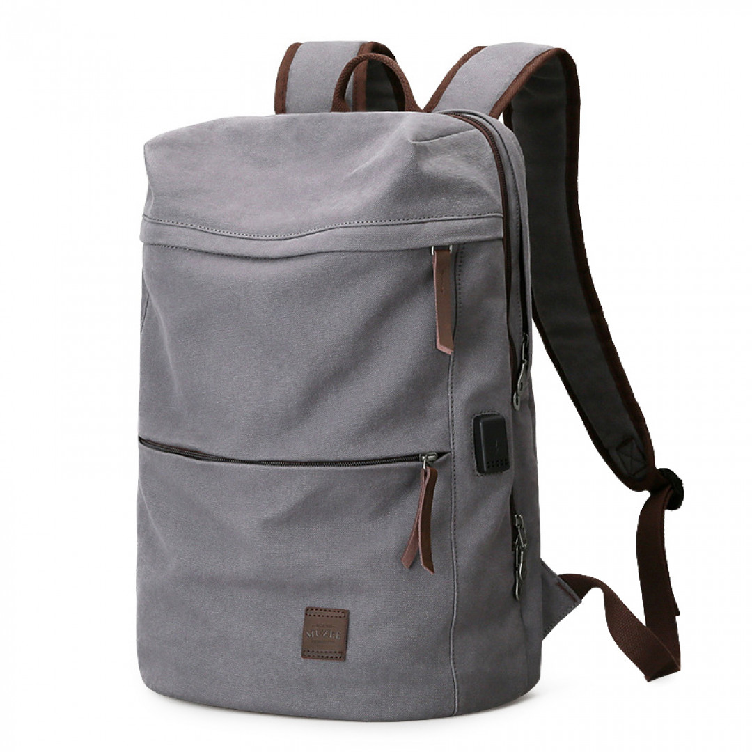 Backpack Muzee ME1200 Gray