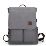 Backpack Muzee ME1288 Gray