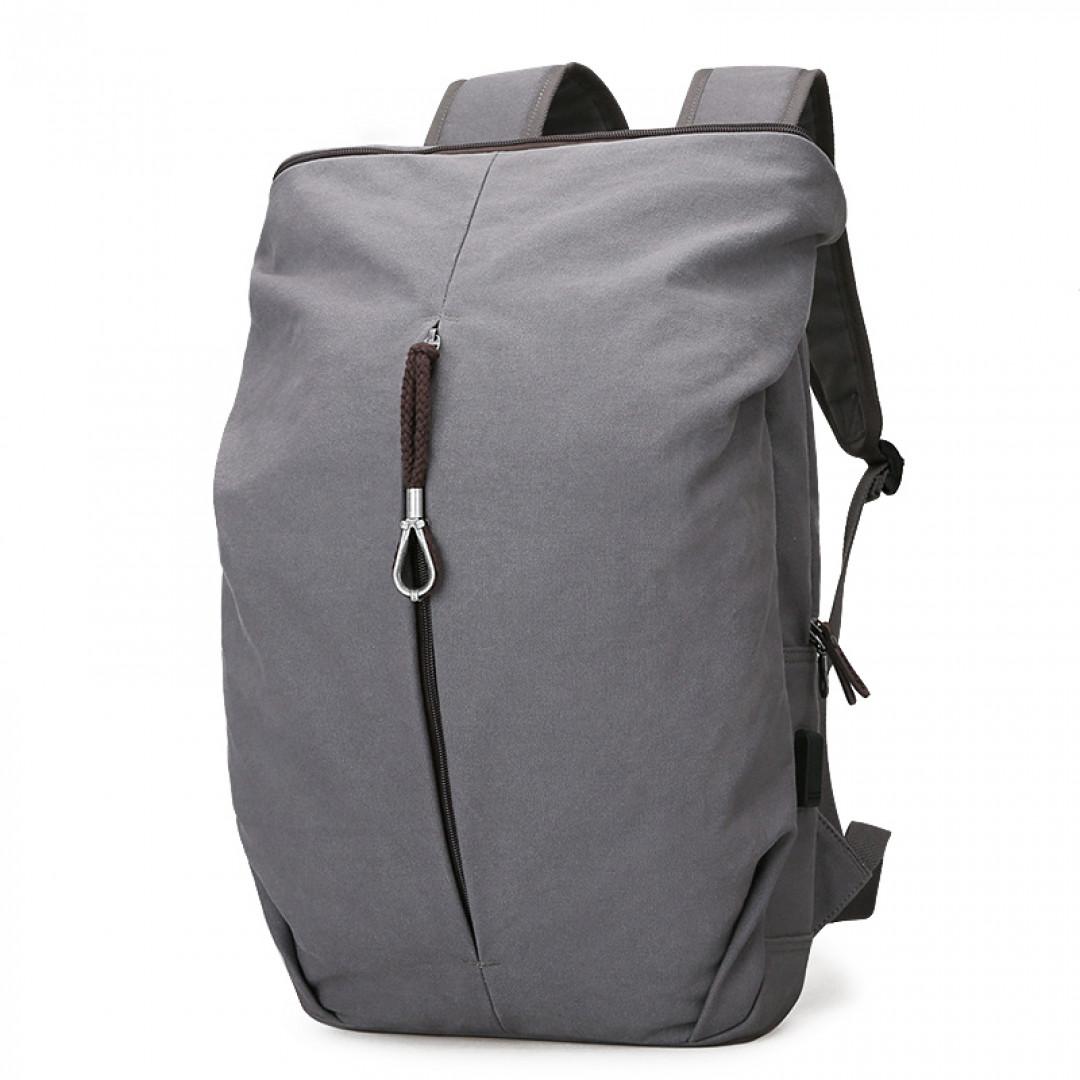 Backpack Muzee ME1299 Gray