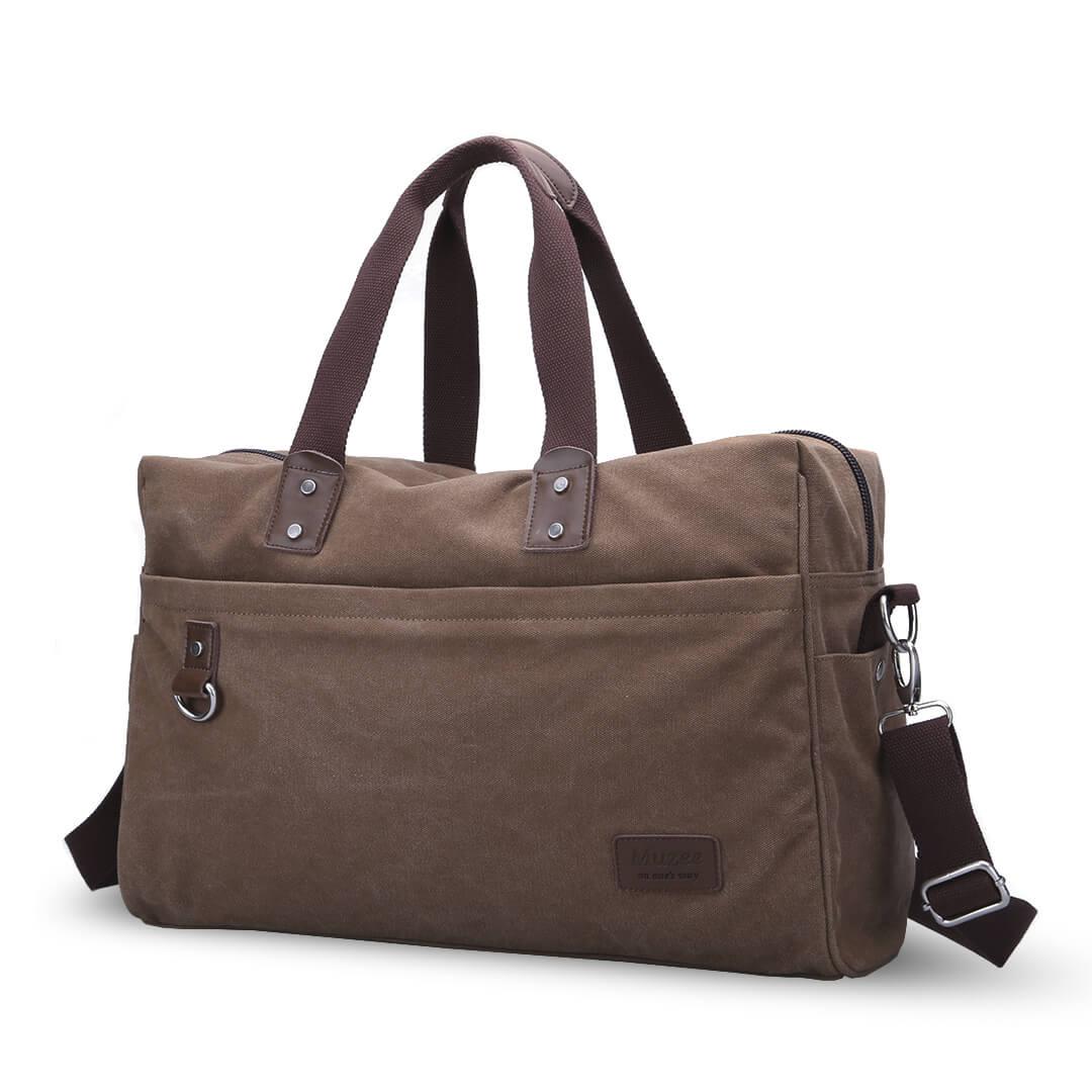 Travel bag Muzee ME1346 Coffee