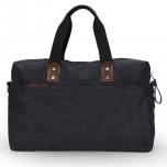 Travel bag Muzee ME1346 Black