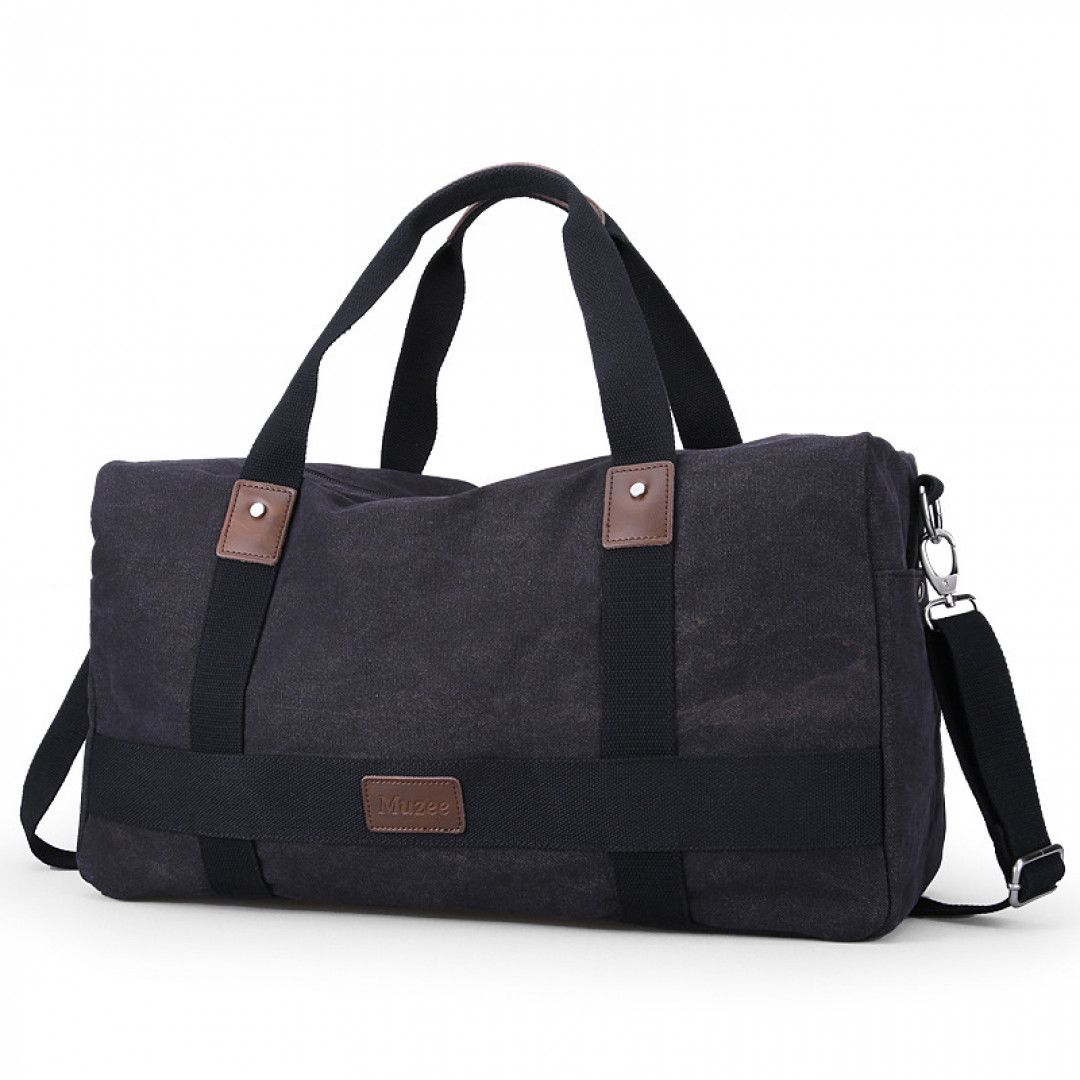 Travel bag Muzee ME1356 Black