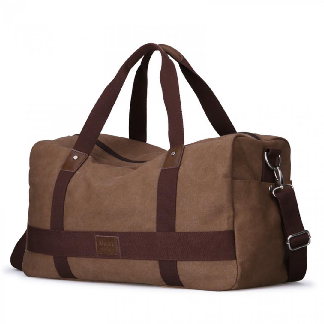 Travel bag Muzee ME1356 Coffee