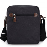 Shoulder Bag Muzee ME1426 Black