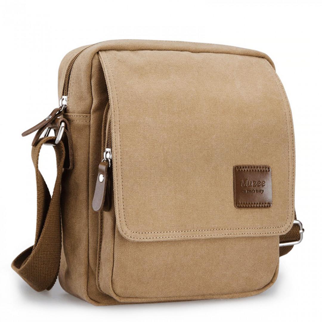 Shoulder Bag Muzee ME1426 Khaki