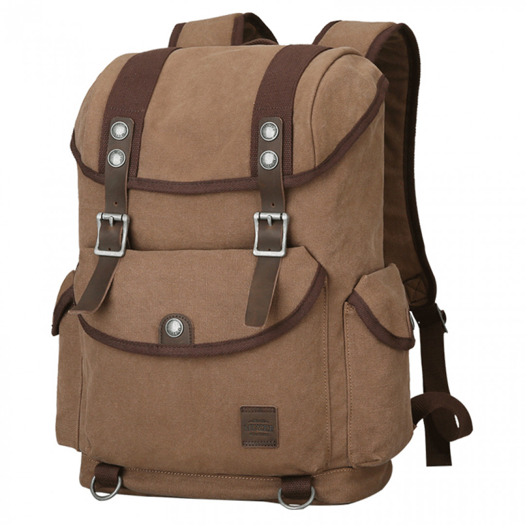 Backpack Muzee ME1672 Coffee