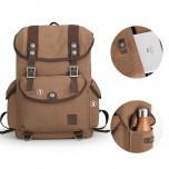 Backpack Muzee ME1672 Coffee