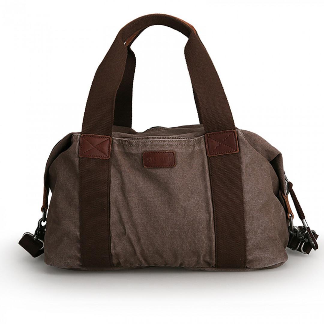 Дорожная сумка Muzee ME1681 Coffee