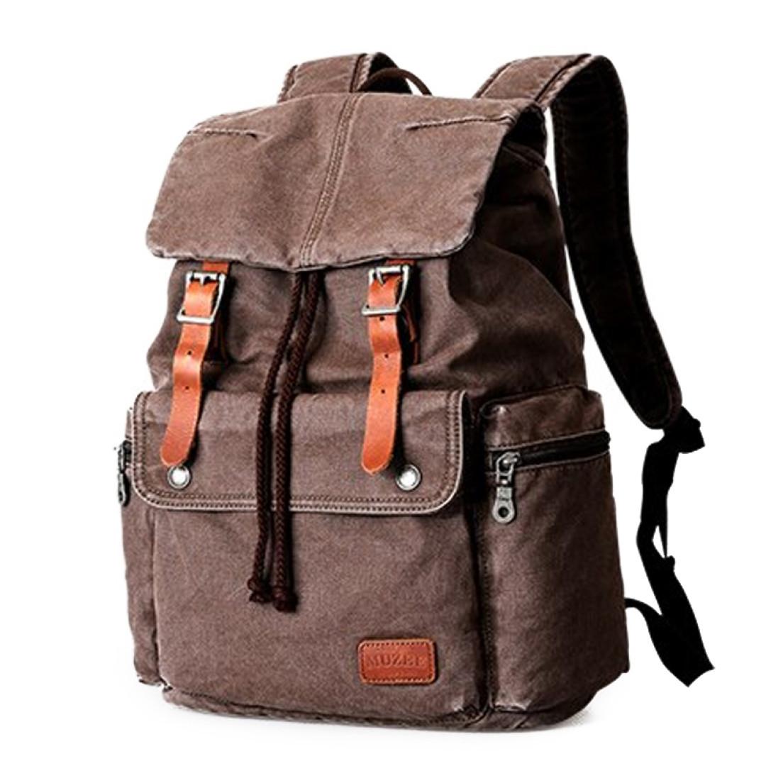 Backpack Muzee ME1693 Coffee