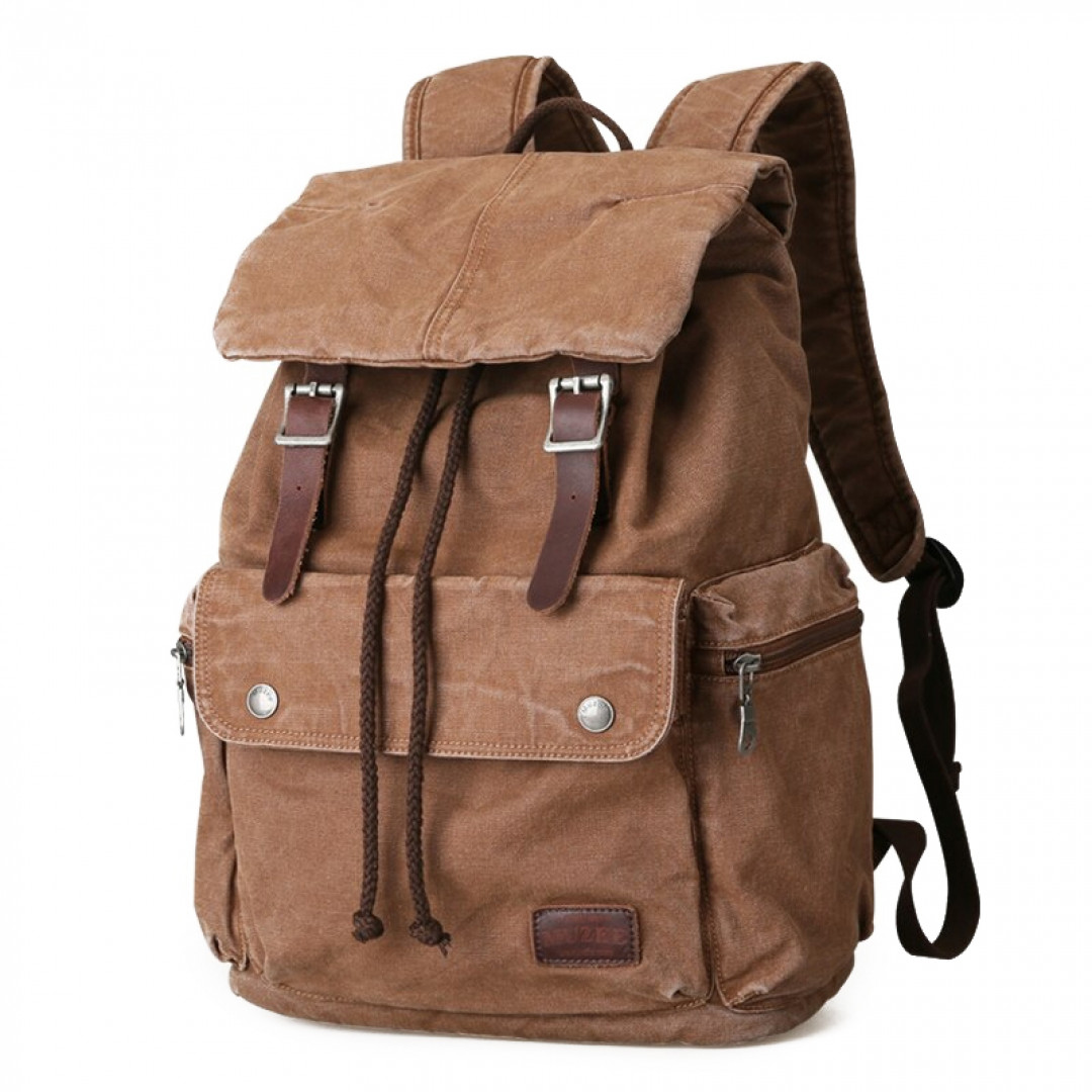 Backpack Muzee ME1693 Khaki