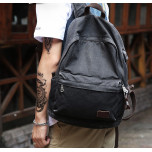 Muzee ME1718 Black Backpack