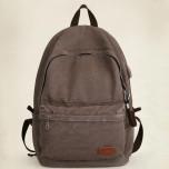 Backpack Muzee ME1718 Coffee