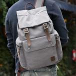 Backpack Muzee ME1729 Gray