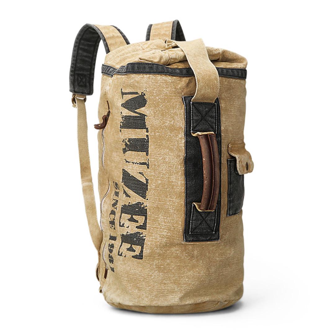 Travel bag Muzee ME1846 Khaki