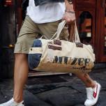 Travel bag Muzee ME1857 Khaki