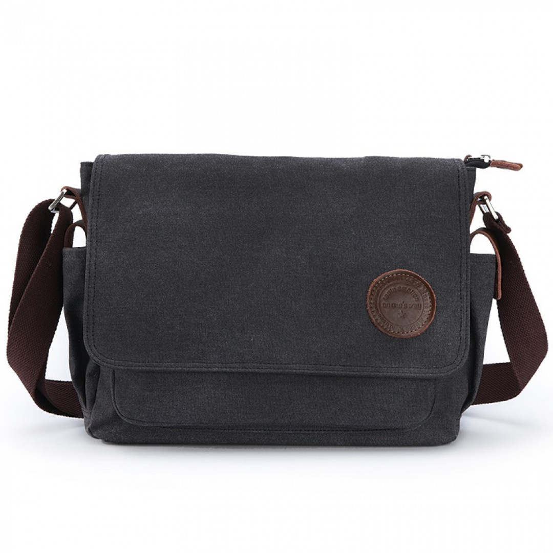 Shoulder Bag Muzee ME8899D Black
