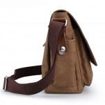 Shoulder Bag Muzee ME8899D Coffee
