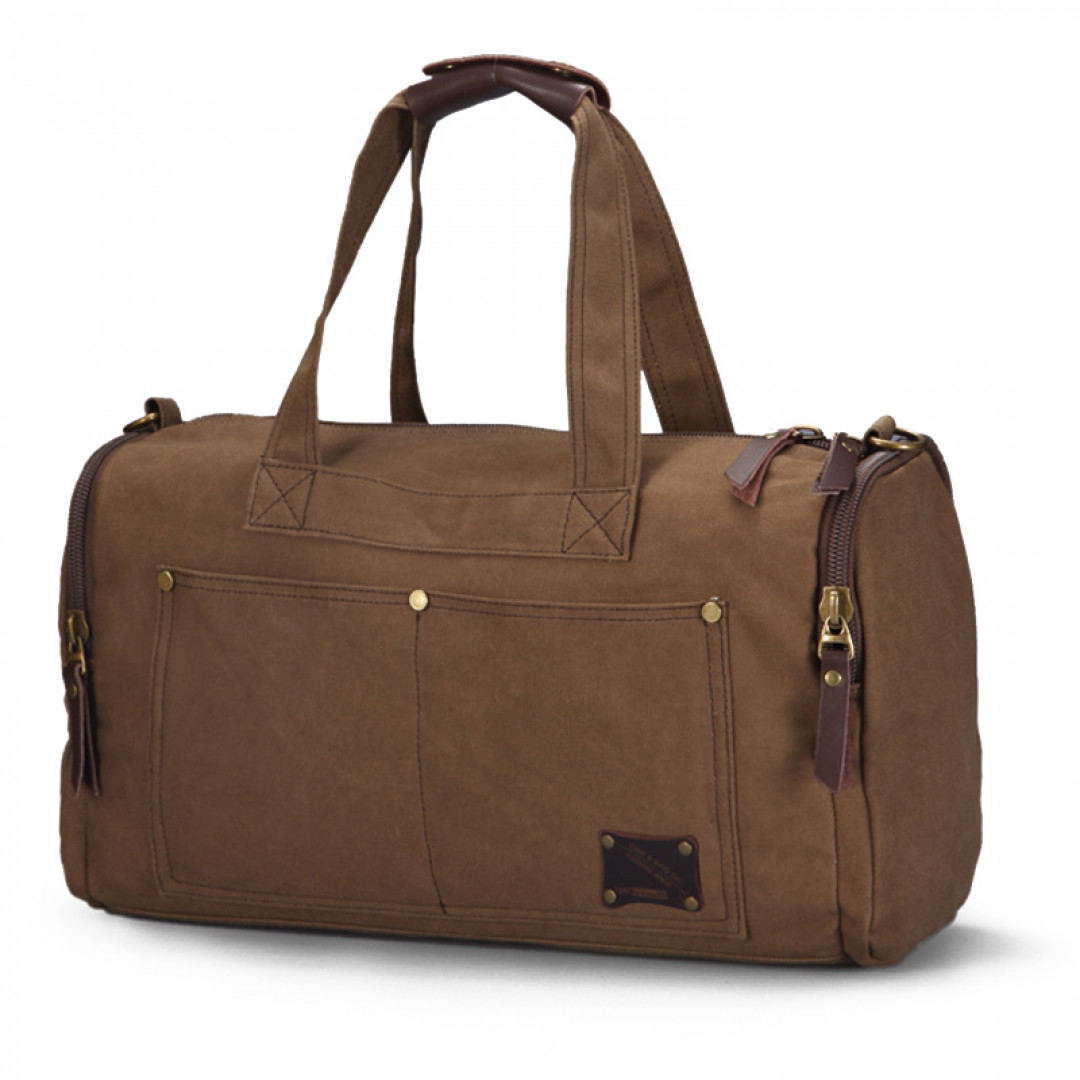 Дорожня сумка Muzee ME9666 Coffee