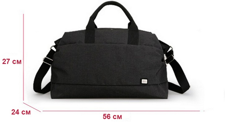 Дорожная сумка Mark Ryden Easytravel MR5830 Black