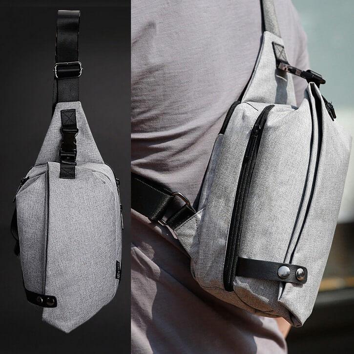 e4b86455b4 Shoulder bag Mark Ryden MiniSeoul MR5867 Gray - Buy in Ukraine ...