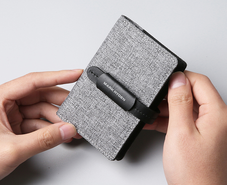 Визитница Mark Ryden CardHolder MR6925 Gray