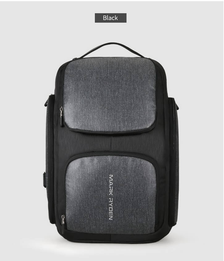 Рюкзак Mark Ryden StarPack MRK9252 Black